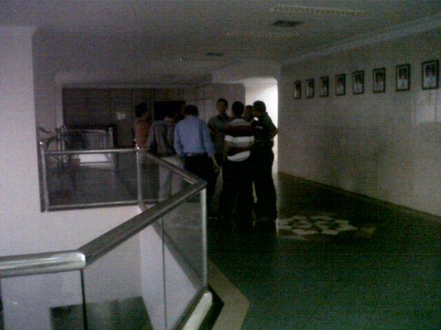 UMK Batam di lantai 4 Gedung Pemko Batam, Rabu (24/10/2012